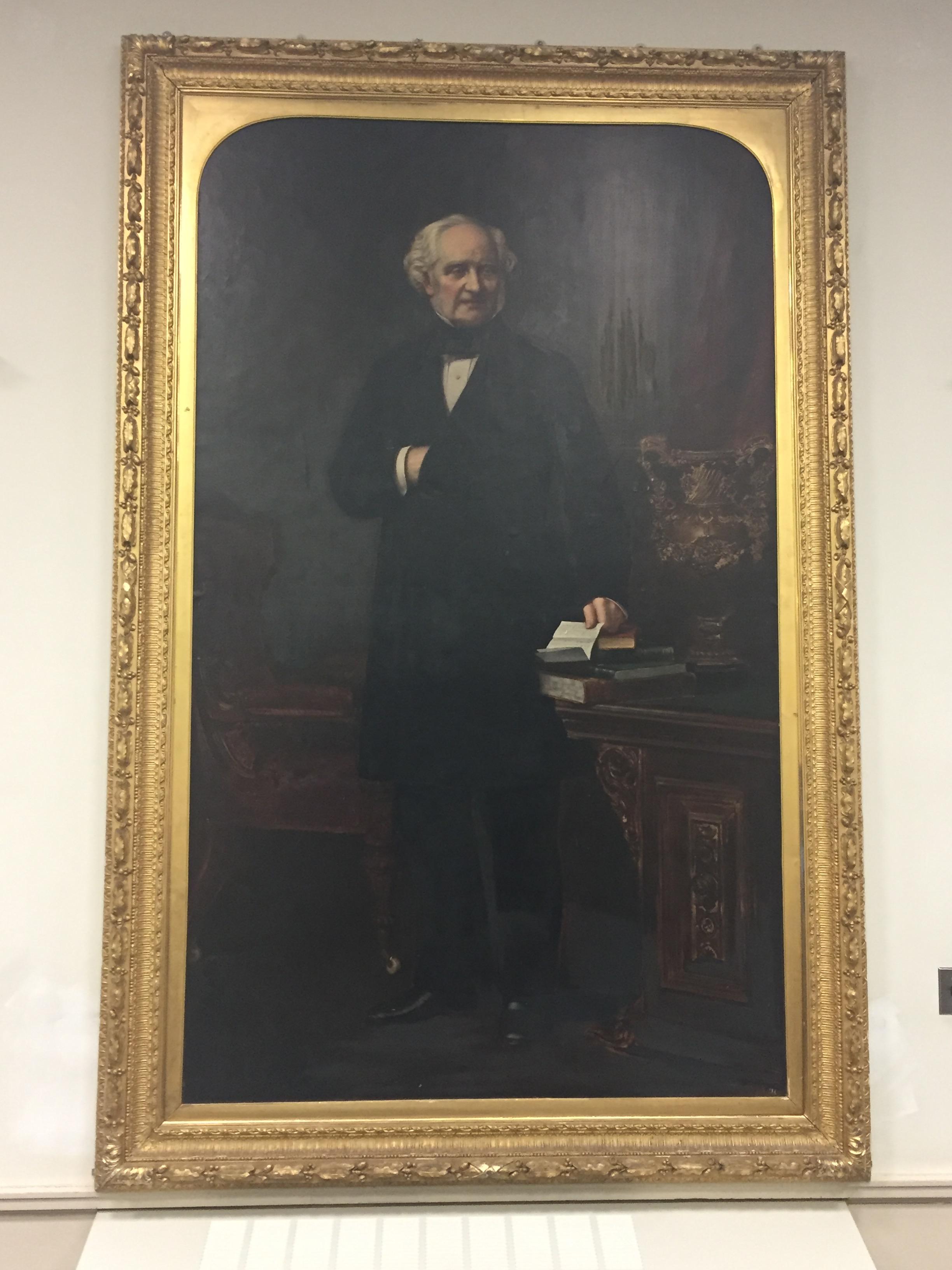 Peabody Portrait