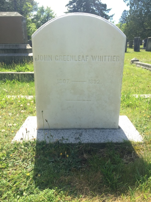 Whittier Grave 2