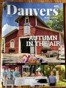 Danvers Magazine Cover