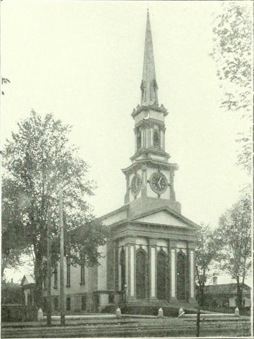 Maple St Church - Moynahan 1899