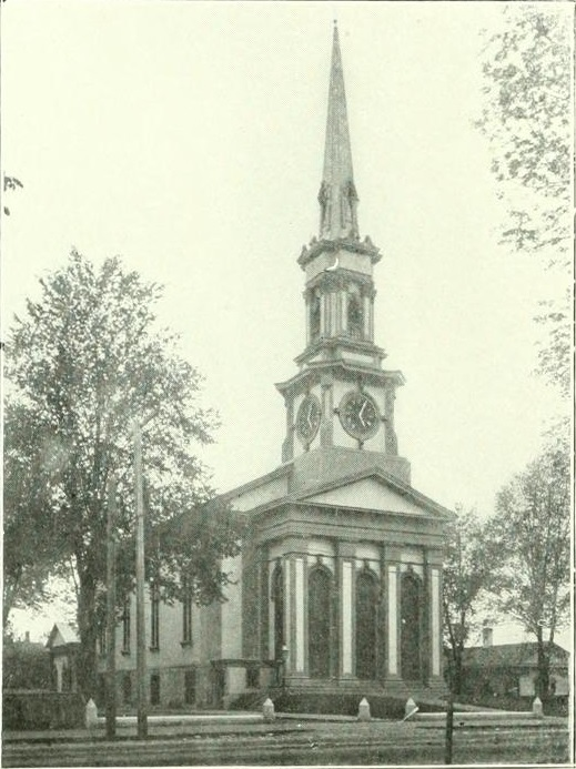 Maple St Church - Moynahan 1899