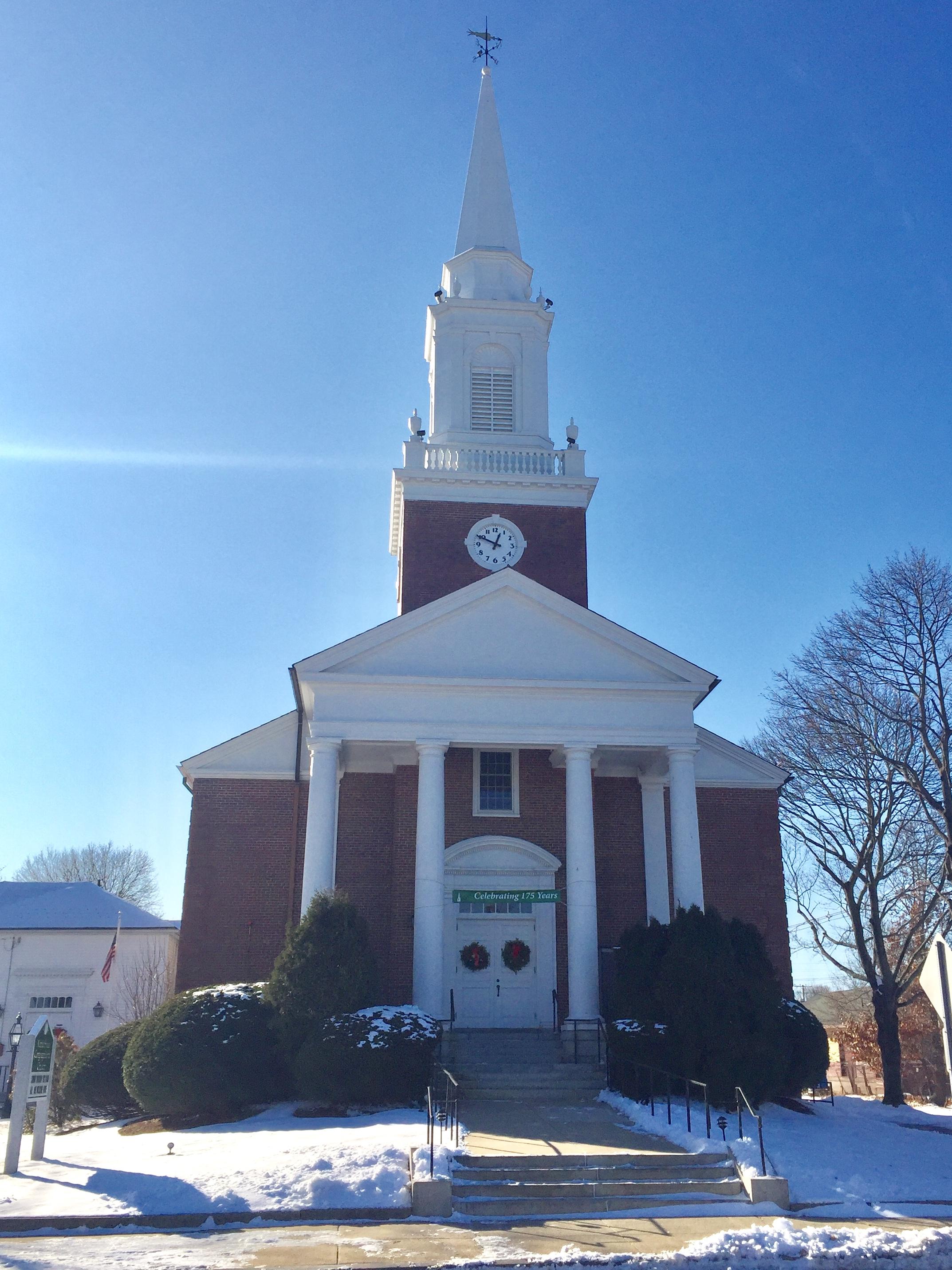 Maple Street Church