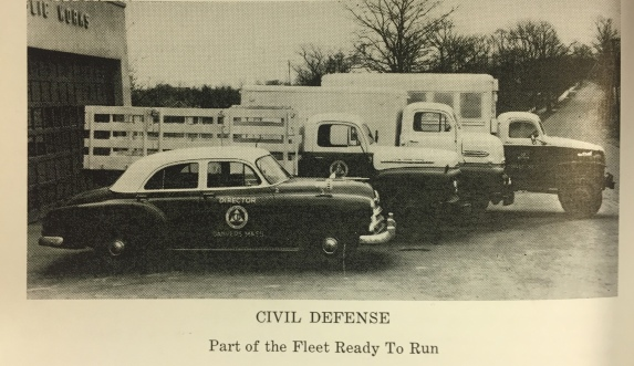 Civil Defense Trucks