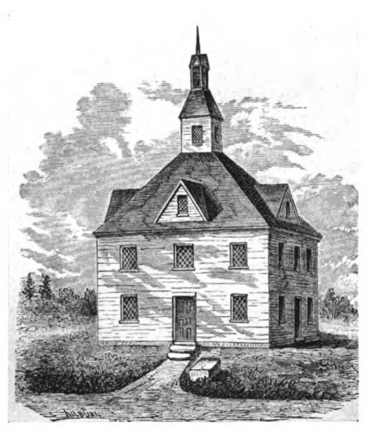 First Church - North Meetinghouse - DHC v2