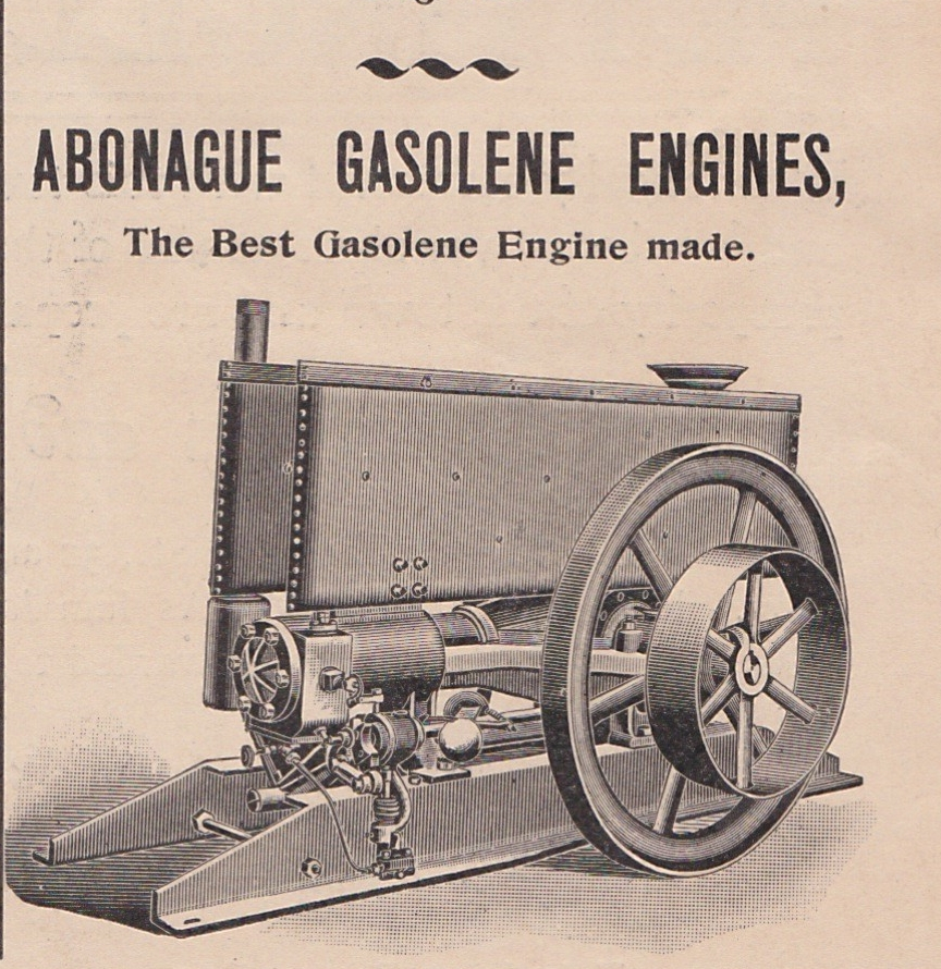 Gasolene Engine