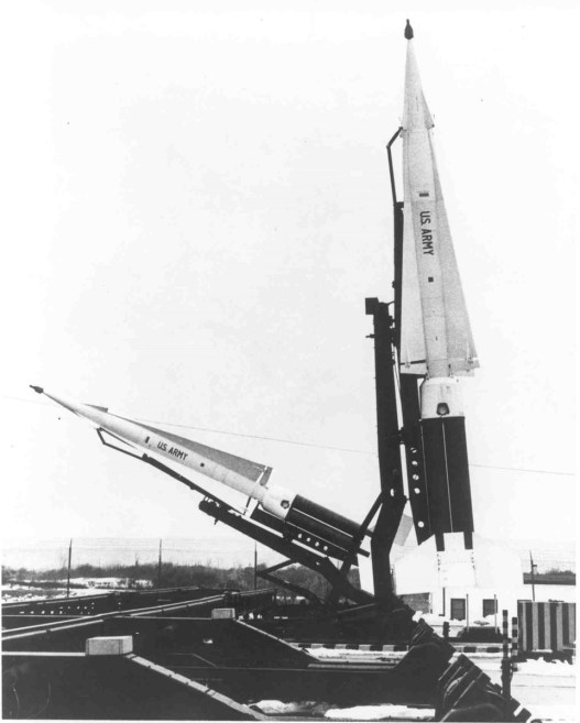 Nike Hercules missiles - US Army - Nat Park Service